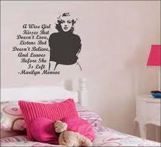Marilyn Monroe Wall Decal Ebay