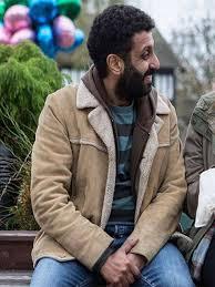 Adeel Akhtar Back To Life Jacket - Stars Jackets