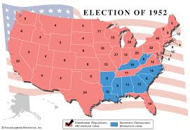 United States presidential election of 1952   United States government