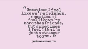 quotes about friendship that end quotes