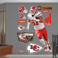 Buy Fathead Nfl Kansas City Chiefs Travis Kelce Wall Decal In Cheap Price On Alibaba Com