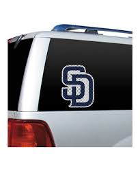 Bsi Products San Diego Padres Window Film Best Price And Reviews Zulily