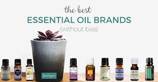 the best essential oil brands reviewed