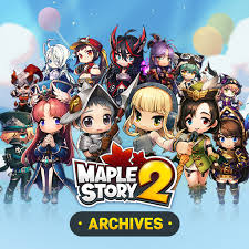 maplestory 2 archives official