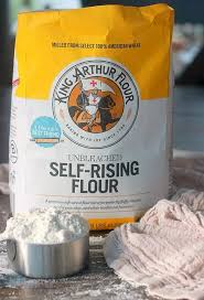 self rising flour how to subsute