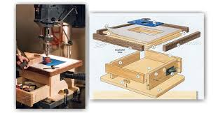 diy drill press sander woodarchivist