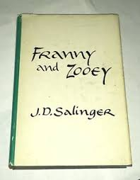 franny and zooey j d salinger st ed glass family new