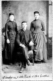 The Reed (Reid) Family from VA to Barbour Co, WV: Siblings - Isa Dora, Ira,  and Ida L Reed