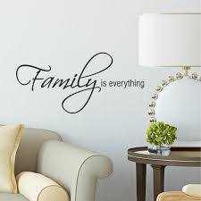 August Grove Family Is Everything Wall Quotes Decal Reviews Wayfair