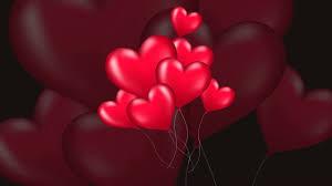 خلفيات و مؤثرات قلوب حب للمونتاج عاليه الدقه Youtube
