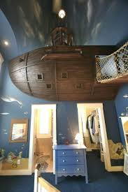 20 Unique And Fun Kid Bedroom Ideas Unique Bedroom Design Pirate Ship Bedroom Awesome Bedrooms