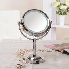 girls beauty makeup mirror with light