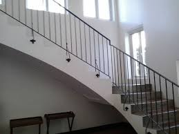 Stair Railing Simple Design Glass Railings Philippines Glass Railing Tempered Glass Wrought Iron Railings Gates Grills Metal Fabrication Curved Glass