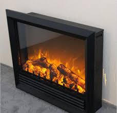 900 750 201mm electric fireplace insert