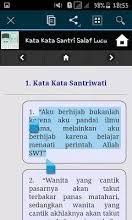 kata kata santri salaf lucu aplicaciones en google play