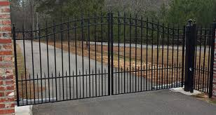 Fencing Gates Hattiesburg Laurel Petal Ms Red S Wrought Iron Gates Llc