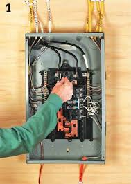 how to install a manual transfer switch