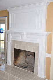 fireplace mantels fireplace molding