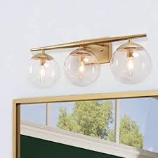 ksana orange gold vanity light 3 modern