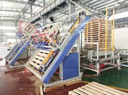 pallet nailing machine thoyu machinery