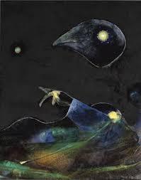 Notturno - Max Ernst | Wikioo.org – L'Enciclopedia delle Belle Arti
