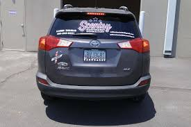 Custom Car Decals Blue Chip Signworks Phoenix Mesa Az