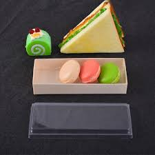 reusable macaron display tray