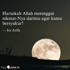 haruskah allah merenggut quotes writings by ira arifa