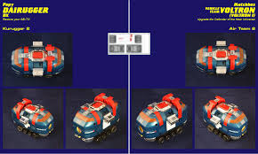 Reprolabels Set For Matchbox Vehicle Team Voltron Voltron I Popy Dairugger Dx Gb 72 Gregtyler Net