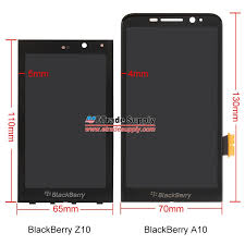 BlackBerry A10 display and digitizer ...
