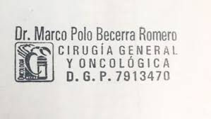 Dr. Marco P. Becerra Romero - Home   Facebook