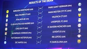 Champions League, Ottavi di finale - Programma e Telecronisti Sky ...