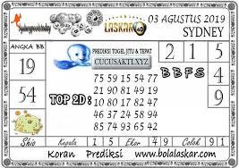 Prediksi Togel SYDNEY Angka Main : 1 5 4 9 SHIO : BABI Colok Angka ...