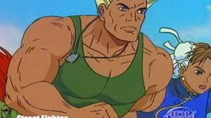 street fighter the animated series tv