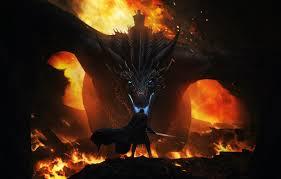 dragon fire lizard mouth flame