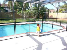 Baby Guard Pool Fence Of Palm Beach And Broward Florida Pool Fences