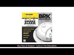 first alert brk alarms brk 9120b