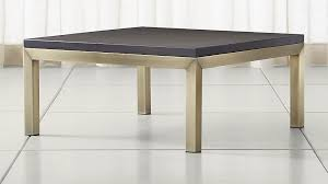 brass base 36x36 square coffee table