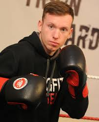 Boxer Adam Evans declares himself ready for second professional bout at  Manchester | Northwich Guardian