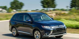 2016 Mitsubishi Outlander 2 4l Awd Tested 8211 Review 8211 Car And Driver