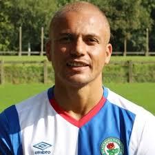 First Team - Defender - Wes Brown - Blackburn Rovers