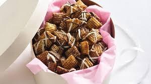 chocolate chex caramel crunch recipe