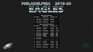 2019 2020 philadelphia eagles wallpaper