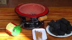 Top những đặc điểm của bếp nướng than củi đa năng Dế Mèn