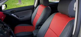 order perforated sof touch seat covers
