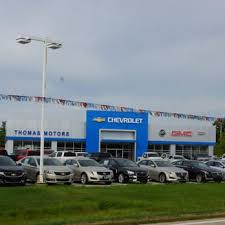 thomas motors car dealers 1125 w