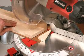 Cleaner Cuts With A Miter Saw