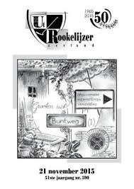 November 2015 By Ut Rookelijzer Issuu
