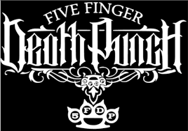 Five Finger Death Punch 5fdp Graphic Die Cut Decal Sticker Car Truck Window 7