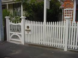 Traditional Picket Fence Fencing Gates Auckland Northland Waikato Custom Automatic